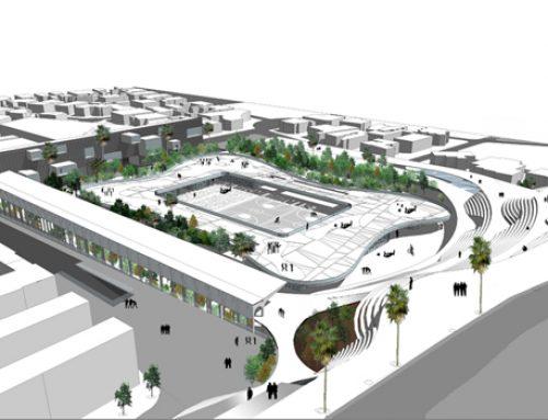 Parque Urbano del Estadio Insular